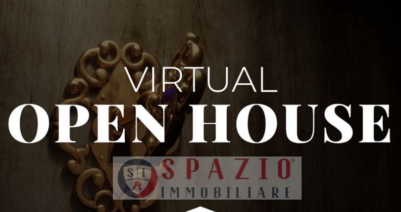 Stanno arrivando le nostre virtual OPEN HOUSE