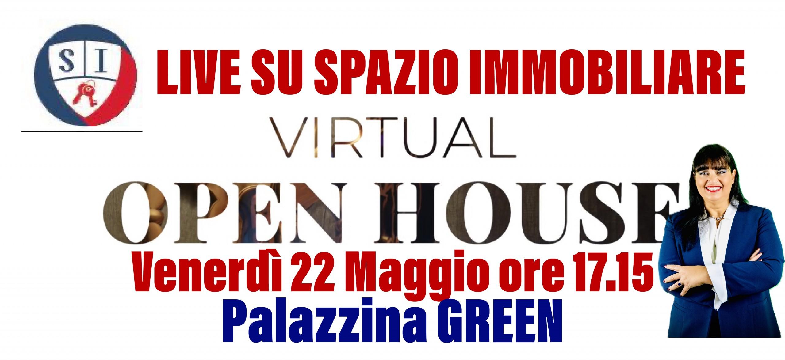 VIRTUAL OPEN HOUSE Palazzina GREEN