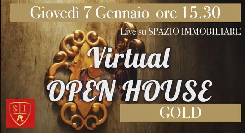 Virtual OPEN HOUSE GOLD : non mancare!